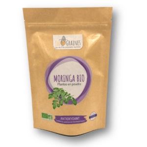 Moringa packaging