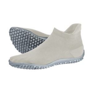 chaussures pieds nus leguano sneaker XS gris perl