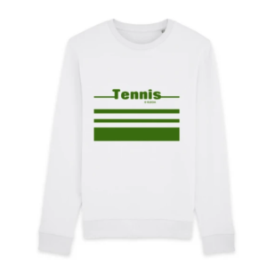 Sweat éthique Tennis
