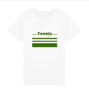 Tee-shirt Enfant Tennis