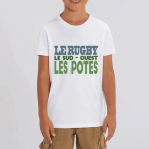 tee-shirt Enfant Rugby SO