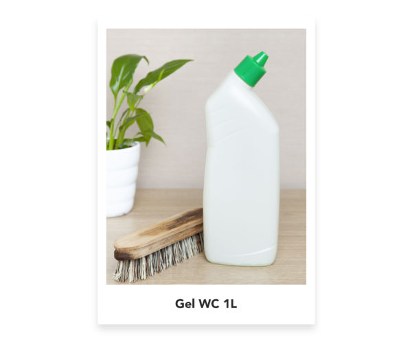 photo exemple gel WC
